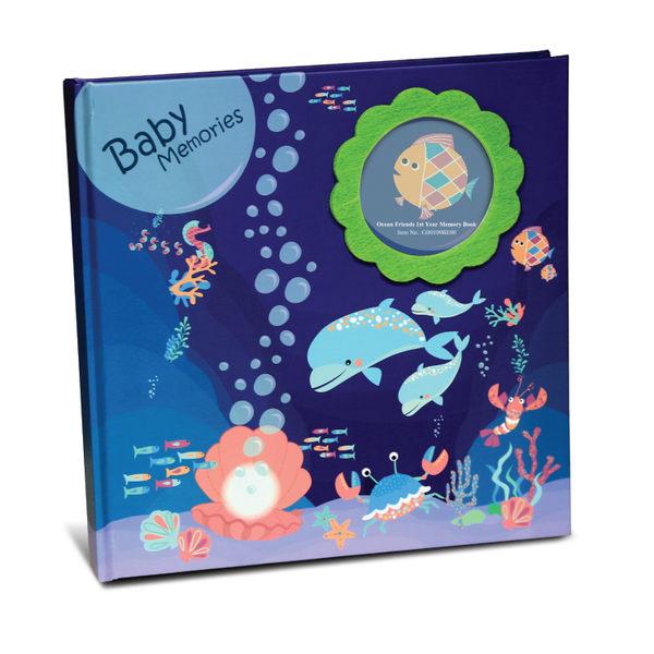 Gifthing 嬰兒首年成長記錄冊