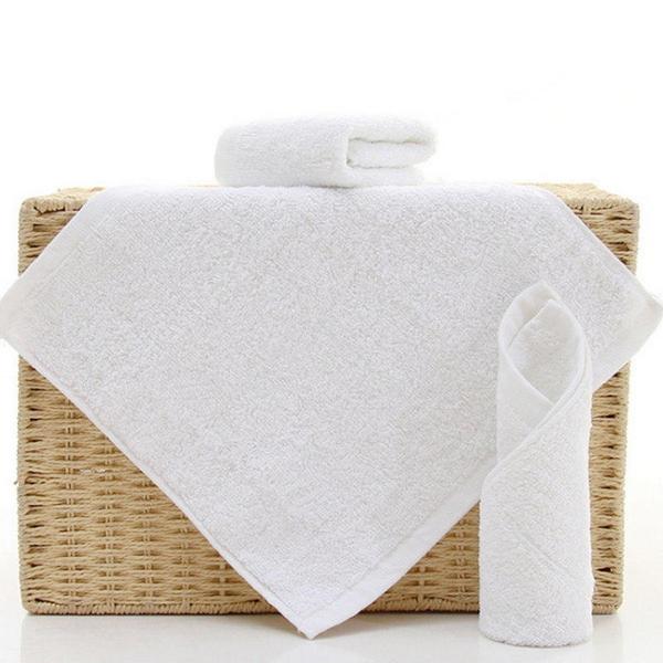 【DP385】飯店小方巾(50g) 純棉方巾 擦拭巾 手帕 口水巾 民宿專用毛巾 EZGO商城