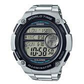 CASIO 卡西歐/十年電池大錶徑運動腕錶/AE-3000WD-1AVDF