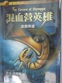 【書寶二手書T6/一般小說_AEZ】混血營英雄1-迷路英雄_雷克.萊爾頓