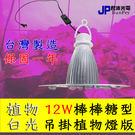 吊掛式 植物燈板 12W / 12瓦 棒...