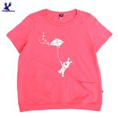 【春夏新品】American Bluedeer - 放風箏鹿T恤(魅力價) 春夏新款