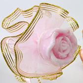 玫瑰香皂花棒 -送客禮 活動禮 姊妹禮 二次進場 幸福朵朵 婚禮小物