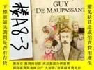 二手書博民逛書店英文原版;The罕見Best Short Stories of GUY DE MAUPASSANT (莫泊桑優秀短