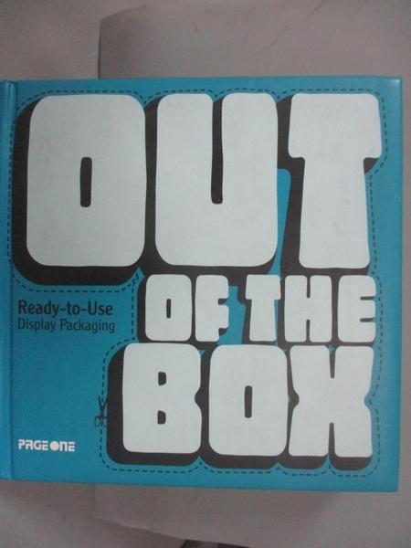 【書寶二手書T1/設計_HOK】Out of the Box: Ready-To-Use Display Packaging_Lianshun