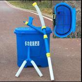 多功能手動施肥器地面蔬菜玉米溜肥器施肥農用工具追肥槍追肥器igo「摩登大道」