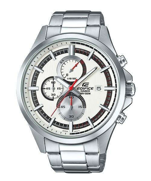 【時間光廊】CASIO 卡西歐 EDIFICE 三眼賽車錶 47mm 全新原廠公司貨 EFV-520D-7AVUDF