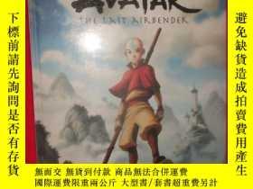 二手書博民逛書店Avatar:罕見The Last Airbender (硬精裝