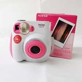 照相機-全新拍立得一次成像膠捲相機mini8立拍得迷你7c/7s膠片拍立得 新年禮物YYJ