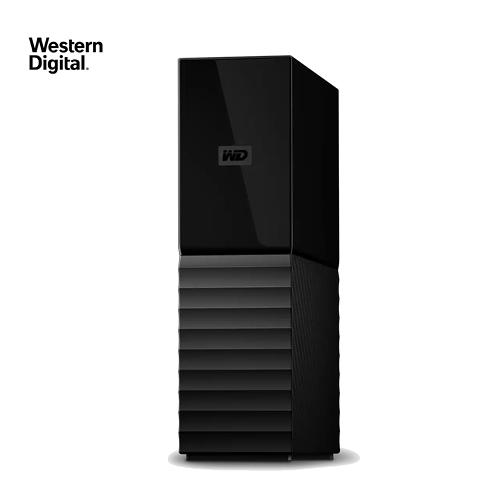 WD My Book II 16TB 3.5吋 USB3.0 外接硬碟 (WDBBGB0160HBK-SESN)