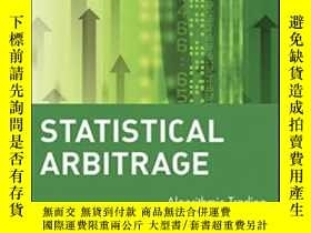 二手書博民逛書店Statistical罕見ArbitrageY255562 Andrew Pole Wiley 出版2007
