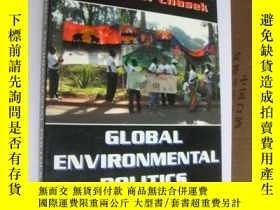 二手書博民逛書店Global罕見Environmental Politics (