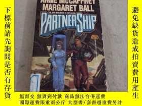 二手書博民逛書店罕見PartnershipY283241 Bill Fawcett Baen Books 出版1992