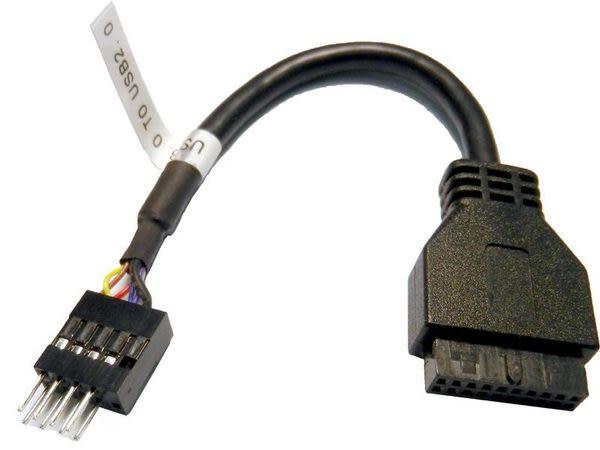 [富廉網]  UB-362 USB2.0公轉3.0母主機板線
