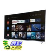 [COSCO代購] W125092 TCL 50吋 4K Android 9.0 智慧連網語音顯示器不含視訊盒 50P8M