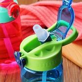背帶兒童水杯幼兒園可愛鴨嘴水瓶小學生吸管杯寶寶夏季水壺