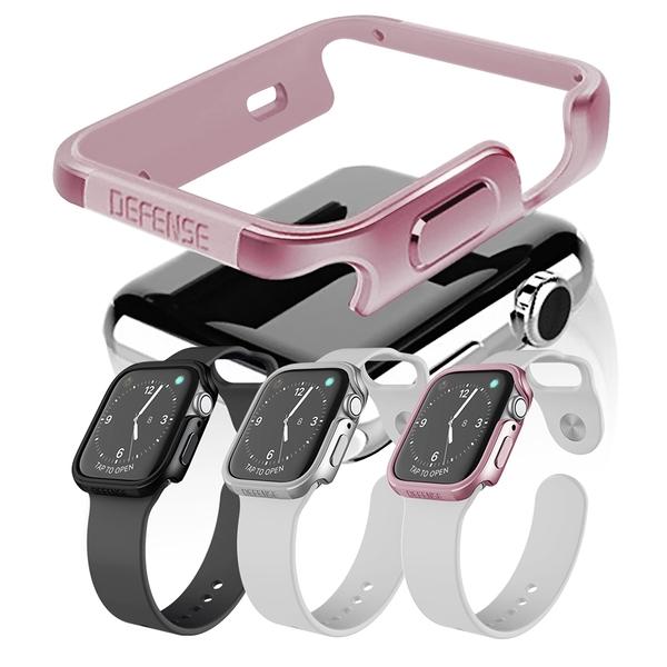 刀鋒Edge系列Apple Watch Series SE / 6 / 5 / 4 44mm 鋁合金保護殼