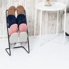 鞋架  立式簡易鞋架-四雙 拖鞋架【A0...