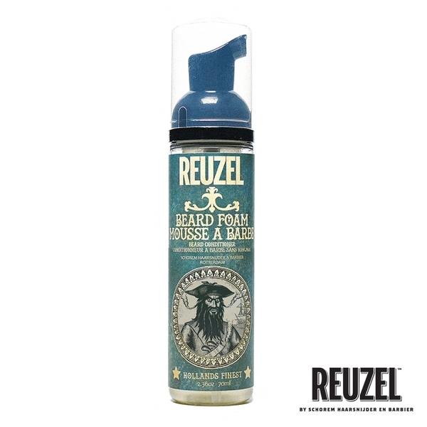 REUZEL Beard Foam 免沖保濕養護鬍鬚泡沬 70ml