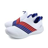 SKECHERS 懶人鞋 女鞋 白紅藍 13112WBLR no015