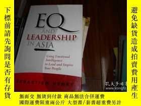 二手書博民逛書店EQ罕見AND LEADER SHIP IN ASIA【Eq及亞