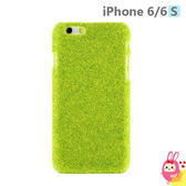 Hamee 日本 Shibaful 草地草皮 4.7吋 iPhone6s/6 硬殼 手機殼 (海德公園) SBF-IP603