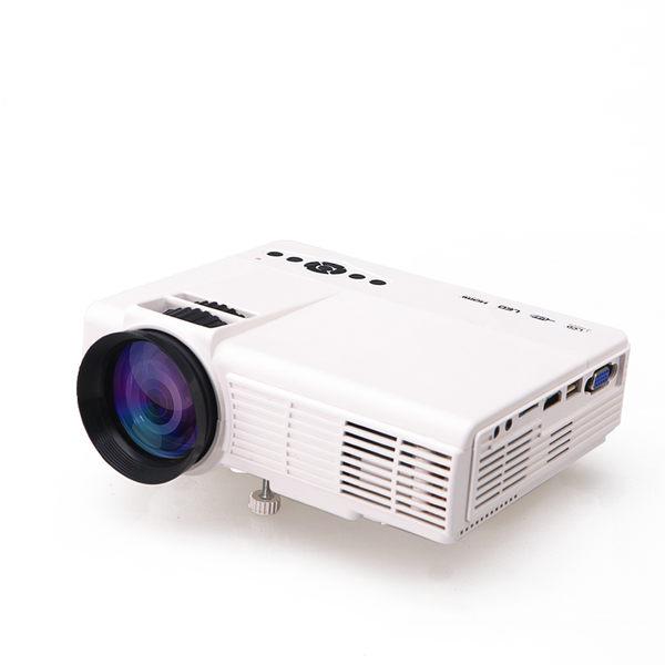 LED投影儀家用高清3D微型辦公投影機