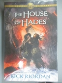 【書寶二手書T4/原文小說_KNG】The Heroes of Olympus, Book Four-The House
