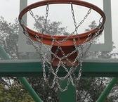 金屬籃網 籃球網 鍍鋅鐵籃網 不銹鋼籃球網 加粗耐用籃球網袋網兜