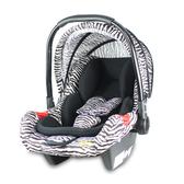 嬰兒提籃式兒童安全座椅 新生兒車載搖籃 寶寶0-1歲汽車用