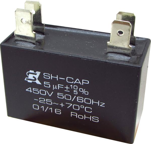 【5uf / 6uf 】450V 冷氣馬達起動電容 冷氣馬達啟動電容