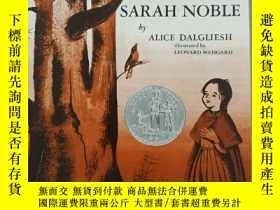二手書博民逛書店THE罕見COURAGE OF SARAH NOBLEY380600 Alice dalgliesh ALAD