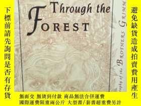 二手書博民逛書店格林兄弟傳罕見Paths through the forest: