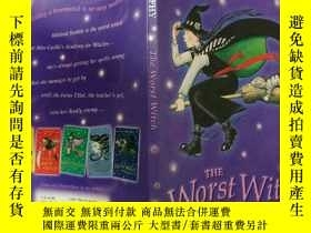 二手書博民逛書店THE罕見Worst Witch:最壞的女巫…Y200392