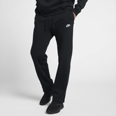 Nike AS M NSW PANT [804396-010] 男款 運動 休閒 直筒 刷毛 棉質 長褲 經典 舒適 黑