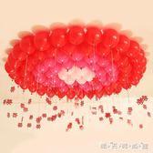 生日派對表白求婚婚禮婚房布置氣球裝飾 結婚用品婚房裝飾 晴天時尚館