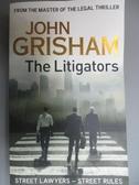 【書寶二手書T4/原文書_HOA】The Litigators_John Grisham