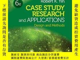 二手書博民逛書店Case罕見Study Research And ApplicationsY256260 Robert K.