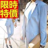 OL套裝(長袖裙裝)-辦公面試可愛韓版職業制服1色59q43[巴黎精品]