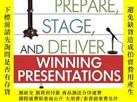 二手書博民逛書店How罕見To Prepare, Stage, And Deliver Winning Presentations