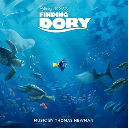 海底總動員2 多莉去哪兒? 電影原聲帶 CD OST (購潮8)