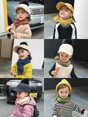 辰辰媽嬰童裝秋裝新款皺皺料女寶寶圍巾絲巾百搭1-2-3歲兒童圍脖