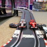 軌道賽車兒童玩具電動遙控汽車比賽雙人路軌賽道男孩女孩生日禮物WY【端午節免運限時八折】