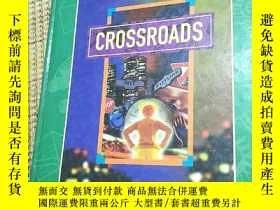 二手書博民逛書店CROSSROADS【罕見8】Y157853 Gage Educ