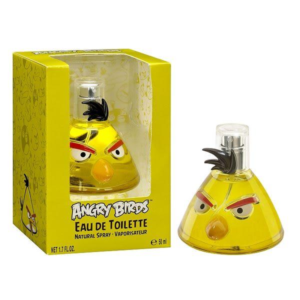Angry Birds Yellow Bird Eau de Toilette Spray 衝刺鳥淡香水 50ml
