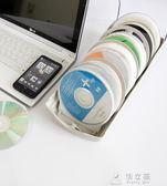光碟光盤cd盒cd包大容量收納盒架50 120片cdc50k 俏女孩
