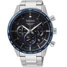 SEIKO精工CS百搭潮流計時手錶 8T63-00L0D SSB357P1
