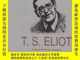 二手書博民逛書店A罕見Reader s Guide To T.s. EliotY255562 George Williamso
