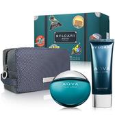 Bvlgari寶格麗 AQVA 水能量男性淡香水禮盒【ZZshopping購物網】