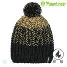 山林MOUNTNEER 保暖針織毛線帽 12H61 黑色 保暖帽 刷毛帽 毛帽 針織帽 OUTDOOR NICE